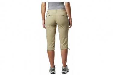 Columbia Saturday Trail Ii Pantalon Capri Marron Mujer 38
