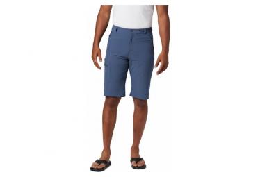 Pantalones Cortos Columbia Triple Canyon Azul Hombre 46
