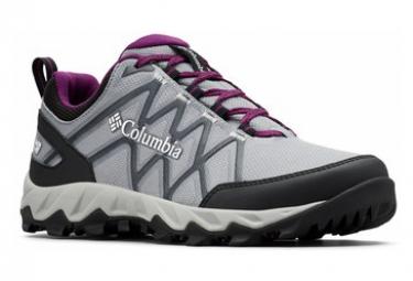 Zapatos De Senderismo Columbia Peakfreak X2 Outdry Gris Mujer 40 1 2