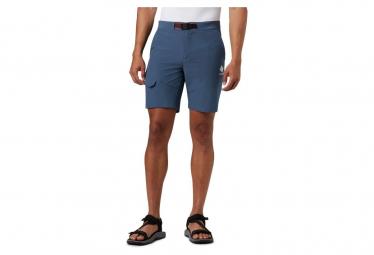 Columbia Maxtrail Shorts Azul Hombre 46