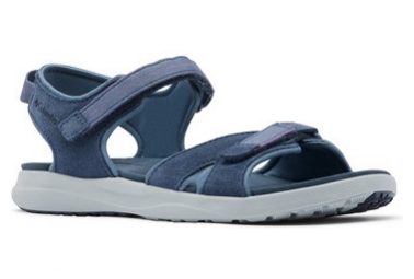 Sandalias De Senderismo Columbia Le2 Azul Mujer 39