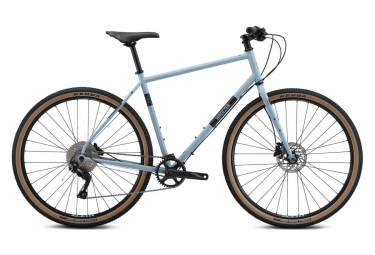 Gravel Bike Breezer Radar Café 29 '' Shimano Deore 10V Satin Cool Grey 2021