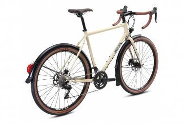 Gravel Bike Breezer Doppler Team Plus 650b Shimano 105 11V Sawdust 2021