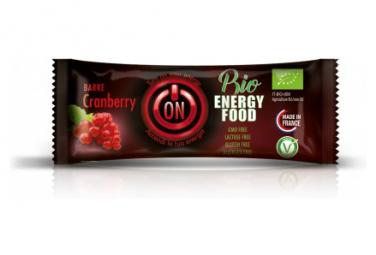 Image of Barre energetique cranberries 32 pour cent