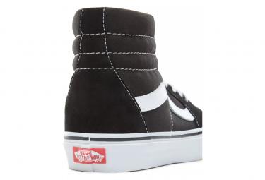 Chaussures Vans SK8-Hi Montantes Noir / Blanc