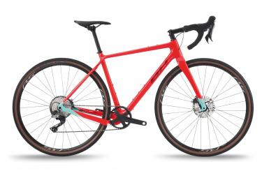 Bicicleta Gravel BH GravelX Evo 3.0 Shimano GRX 11S 700 mm Rojo 2021