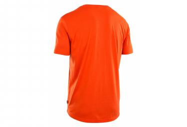 Maillot Manches Courtes ION Seek DR 2.0 Orange