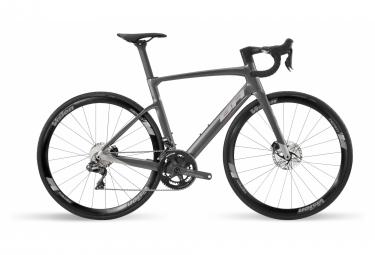 Vélo de Route BH RS1 4.5 Shimano Ultegra Di2 11V 700 mm Gris Foncé 2021