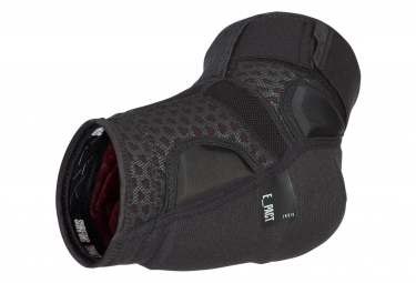 ION E-Pact Kids Elbow Guards Black