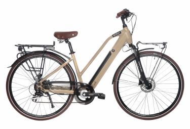 Bicyklet Camille Womens E-Bike  Beige