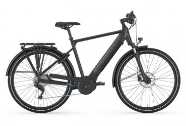 Bicicleta Ciudad Eléctrica Gazelle Medeo T10 HMB 700 Noir