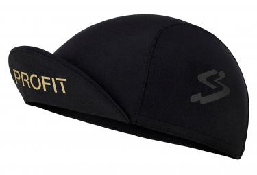 Gorra de verano Spiuk Profit negro
