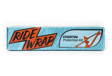 Kit de Protection Cadre RideWrap Essential Protection Toptube Brilliant Clair