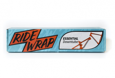 Kit de Protection Cadre RideWrap Essential Protection Downtube Mat Clair