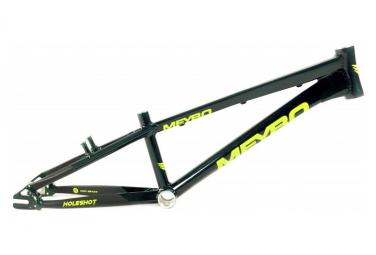 Meybo Holeshot BMX Rennrahmen Schwarz / Gelb 2021