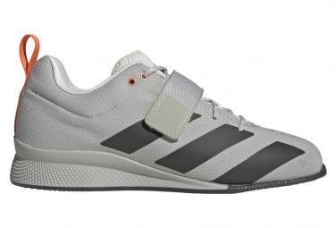 Chaussures de Cross Training adidas running adipower Weightlifting II Gris / Noir