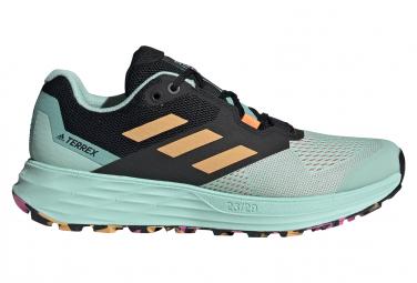 Zapatillas Trail Adidas Terrex Two Flow Azul Multicolor Mujer 40 2 3