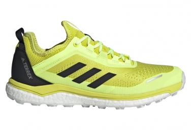 Zapatillas Running Adidas Terrex Agravic Flow Amarillas Hombre 41 1 3