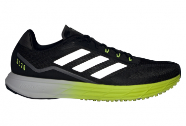 Adidas SL20 2 Laufschuhe Schwarz Gelb Herren