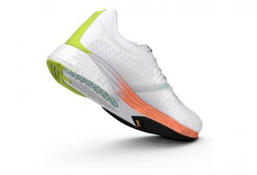 Chaussures de Running adidas running adizero Pro Blanc / Multi-couleur