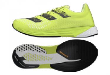 Chaussures de Running adidas running adizero Pro Jaune / Noir