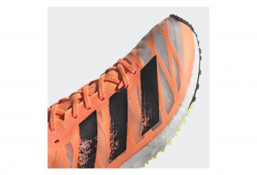 Zapatillas adidas running adizero Takumi Sen 7 para Hombre Naranja / Negro