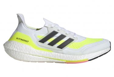 adidas running UltraBoost 21 - homme - blanc