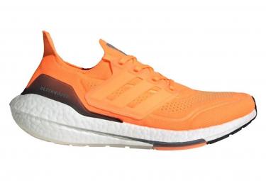 Adidas UltraBoost 21 Orange Laufschuhe