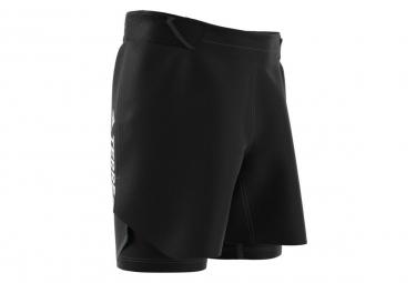 Adidas Terrex Agravic 2 In 1 Shorts Negro Hombre S