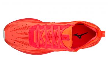 Zapatillas Mizuno Wave Aero 19 para Hombre Rojo