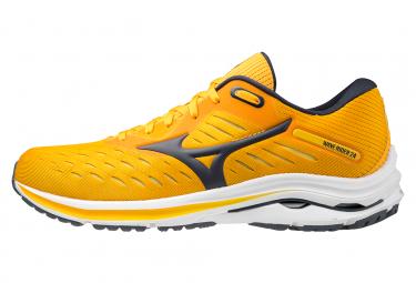 Zapatillas Running Mizuno Wave Rider 24 Amarillo Hombre 45