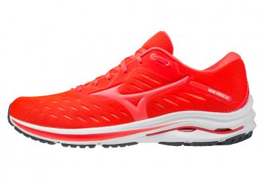 Chaussures de Running Mizuno Wave Rider 24 Rouge
