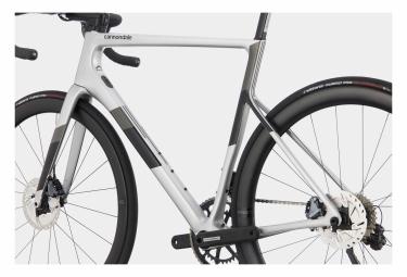 Cannondale SuperSix EVO Carbon Disc Ultegra Di2 Bicicleta de carretera Shimano Ultegra Di2 11S 700 mm Mercury Grey
