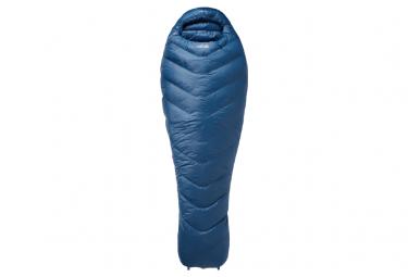 Saco de dormir azul rab neutrino 400 zip droit