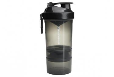Shaker Smartshake Original2Go 600ml Noir