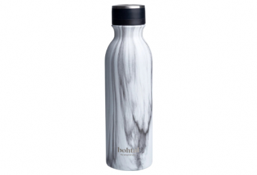 Image of Bouteille isotherme smartshake bothal insulated 600ml marbre blanc