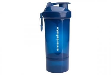 Shaker Smartshake Original2Go One 800ml Bleu