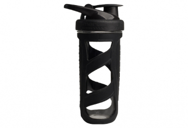 Shaker Smartshake Reforce Glass 700ml Noir