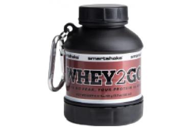 Réservoir Whey Smartshake Whey2Go 100ml Noir