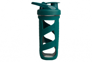 Shaker Smartshake Reforce Glass 700ml Vert