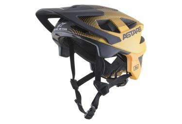 Casque Alpinestars VECTOR PRO A2 EBONY/ Noir