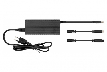 Image of Tnb chargeur universel trottinettes electriques t nb urban moov noir
