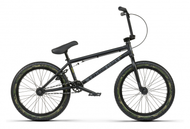 BMX Freestyle Wethepeople Arcade Noir Mat 2021