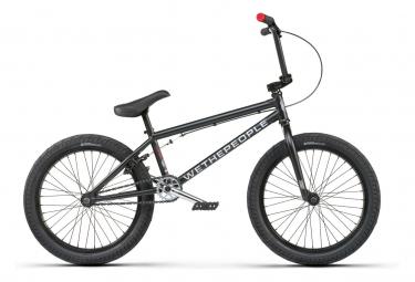 BMX Freestyle WeThePeople CRS 20 Noir Mat 2021