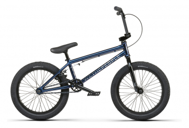 BMX Freestyle WeThePeople CRS 18 Galactic Violet 2021