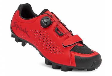 Chaussures VTT Spiuk Mondie MTB Rouge