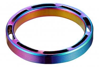 Entretoises de Direction Supacaz SupaSpacer 5mm Oil Slick (x4)