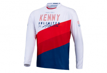 Maillot Manches longues Kenny Prolight Bleu Marine / Rouge