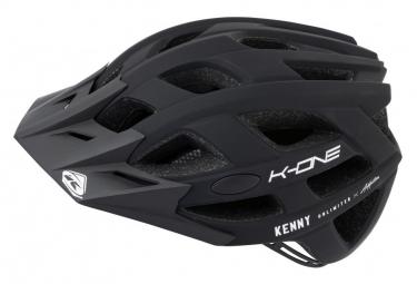 Casco Kenny K One Negro 2021 L Xl  59 62 Cm