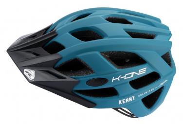 Casco Kenny K One Azul Marino   Negro 2021 S M  55 58 Cm